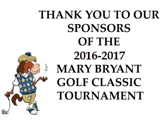 2017 SPONSORS THANK YOU