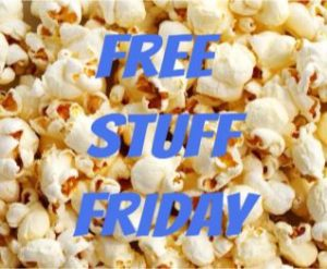 Popcorn Free Stuff Friday